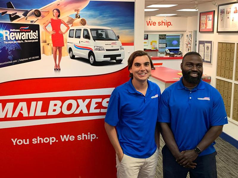 Mailboxes Bermuda Nov 2019