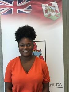 Maxanne Caines Bermuda Nov 7 2019