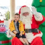 Perform To Learn Pre-School Santa Arrives at LF Wade Airport Bermuda, November 29 2019-4058