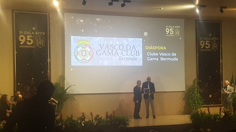 Presentation to Vasco da Gama Club Nov2019