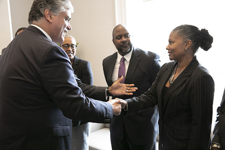 President Vasco Cordeiro Concludes Bermuda Visit Nov 2019 (4)