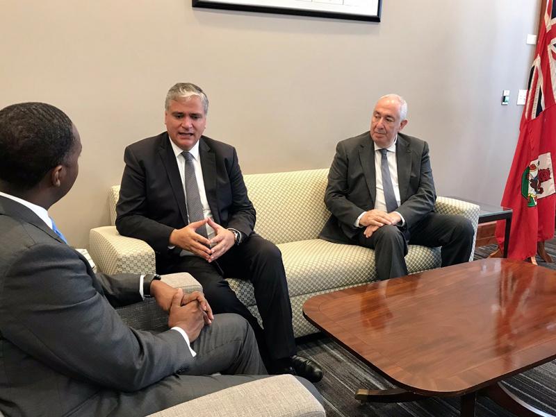 President Vasco Cordeiro Concludes Bermuda Visit Nov 2019 (9)
