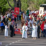 Procession of Faith Celebrating 170 Years of Portuguese in Bermuda, November 3 2019-0952