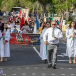Procession of Faith Celebrating 170 Years of Portuguese in Bermuda, November 3 2019-0955