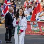 Procession of Faith Celebrating 170 Years of Portuguese in Bermuda, November 3 2019-0956