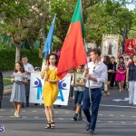 Procession of Faith Celebrating 170 Years of Portuguese in Bermuda, November 3 2019-0969