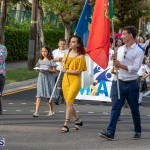 Procession of Faith Celebrating 170 Years of Portuguese in Bermuda, November 3 2019-0972