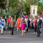 Procession of Faith Celebrating 170 Years of Portuguese in Bermuda, November 3 2019-0992