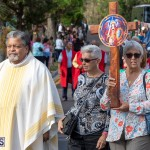 Procession of Faith Celebrating 170 Years of Portuguese in Bermuda, November 3 2019-1013