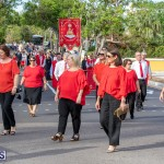 Procession of Faith Celebrating 170 Years of Portuguese in Bermuda, November 3 2019-1026