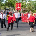 Procession of Faith Celebrating 170 Years of Portuguese in Bermuda, November 3 2019-1033