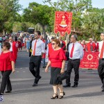 Procession of Faith Celebrating 170 Years of Portuguese in Bermuda, November 3 2019-1035