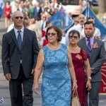 Procession of Faith Celebrating 170 Years of Portuguese in Bermuda, November 3 2019-1061