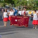 Procession of Faith Celebrating 170 Years of Portuguese in Bermuda, November 3 2019-1088