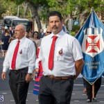 Procession of Faith Celebrating 170 Years of Portuguese in Bermuda, November 3 2019-1108