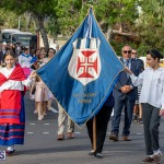 Procession of Faith Celebrating 170 Years of Portuguese in Bermuda, November 3 2019-1115
