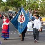Procession of Faith Celebrating 170 Years of Portuguese in Bermuda, November 3 2019-1117