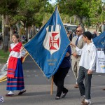 Procession of Faith Celebrating 170 Years of Portuguese in Bermuda, November 3 2019-1119