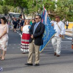 Procession of Faith Celebrating 170 Years of Portuguese in Bermuda, November 3 2019-1135