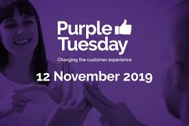 Purple Tuesday Bermuda Nov 7 2019