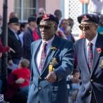 Remembrance Day Parade Bermuda, November 11 2019-1650