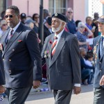 Remembrance Day Parade Bermuda, November 11 2019-1653