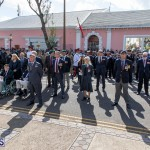 Remembrance Day Parade Bermuda, November 11 2019-1684