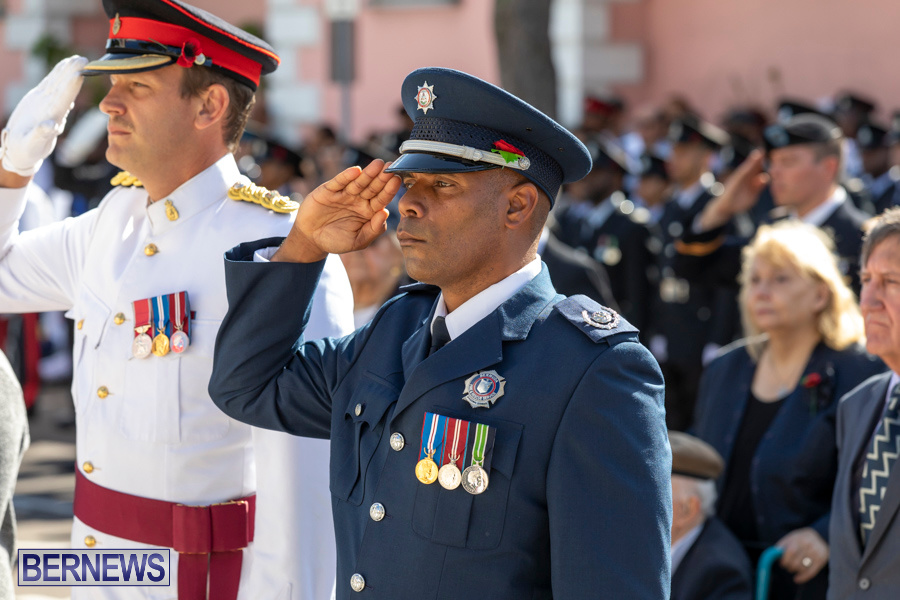 Remembrance-Day-Parade-Bermuda-November-11-2019-1744