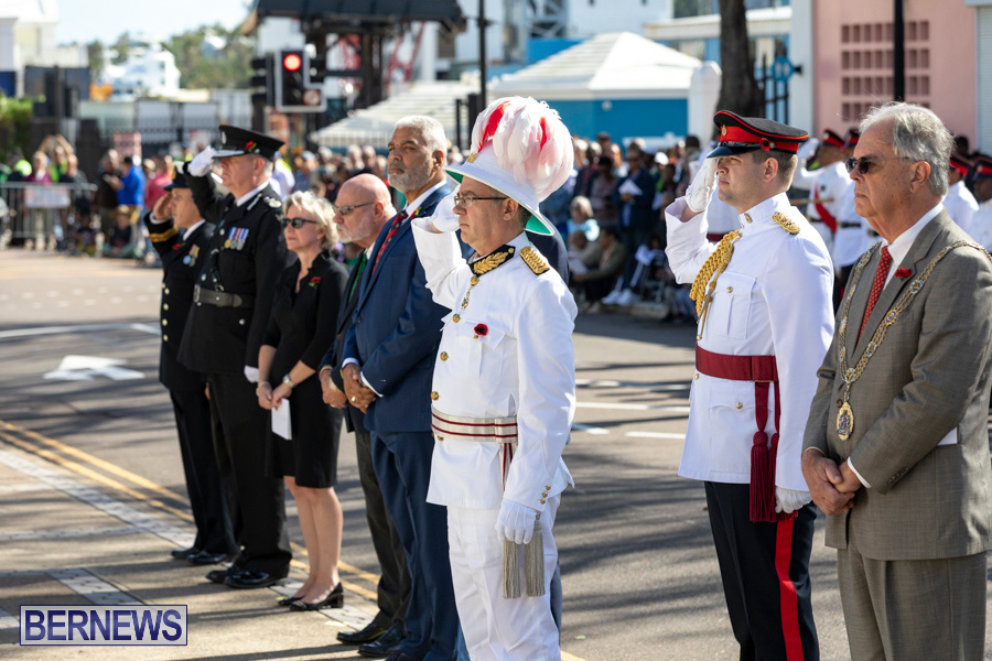Remembrance-Day-Parade-Bermuda-November-11-2019-1749