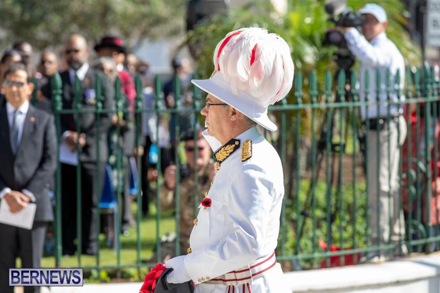 Remembrance-Day-Parade-Bermuda-November-11-2019-1767