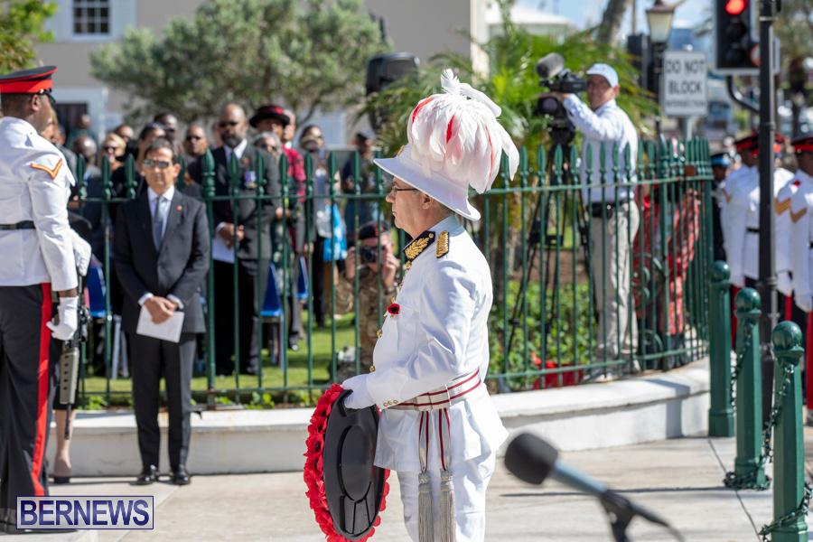 Remembrance-Day-Parade-Bermuda-November-11-2019-1768