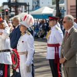 Remembrance Day Parade Bermuda, November 11 2019-1778