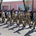 Remembrance Day Parade Bermuda, November 11 2019-1954