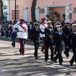 Remembrance Day Parade Bermuda, November 11 2019-1959