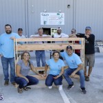 Sleep in Heavenly Peace Bunkbed Build Day Bermuda Nov 23 2019 (3)