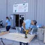 Sleep in Heavenly Peace Bunkbed Build Day Bermuda Nov 23 2019 (6)
