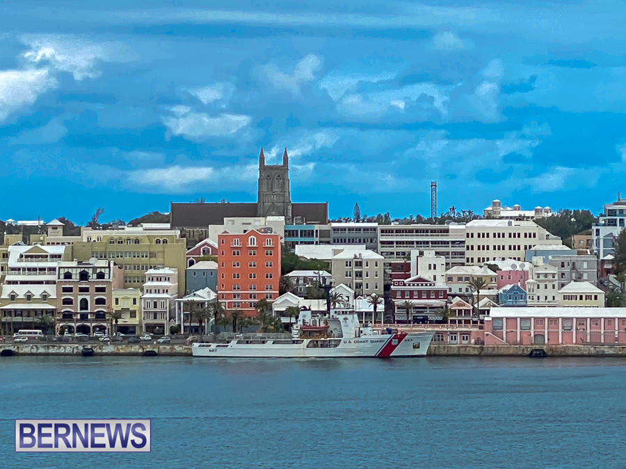 USCGC VIGOROUS Bermuda, November 2019