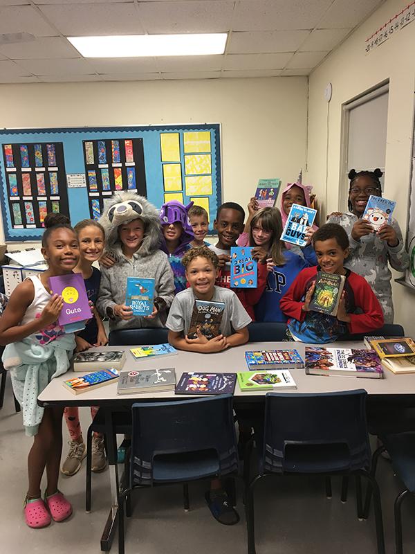 Warwick Academy Book Week Bermuda Nov 2019 (13)