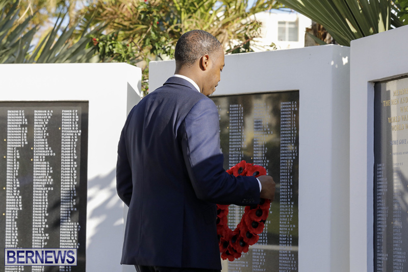 Wreath Laying War Memorial Nov 11 2019 (10)
