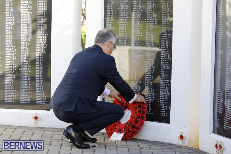 Wreath Laying War Memorial Nov 11 2019 (5)