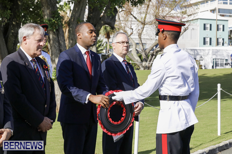 Wreath Laying War Memorial Nov 11 2019 (7)