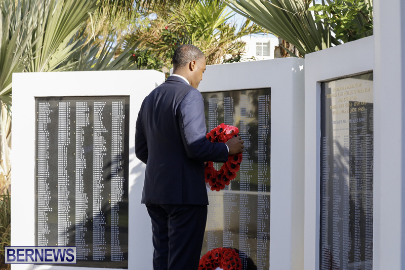 Wreath Laying War Memorial Nov 11 2019 (9)