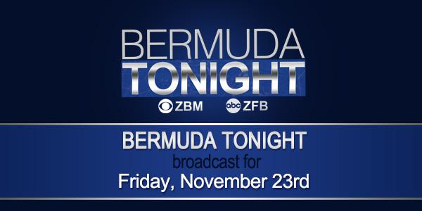 zbm 9 news Bermuda November 23 2018 tc