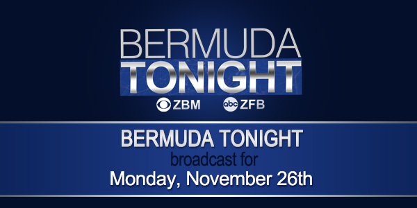 zbm 9 news Bermuda November 26 2018 tc
