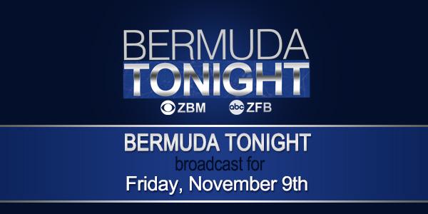 zbm 9 news Bermuda November 9 2018 tc