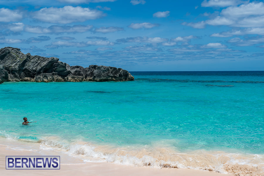 470 - Life is a beach, especially in Bermuda