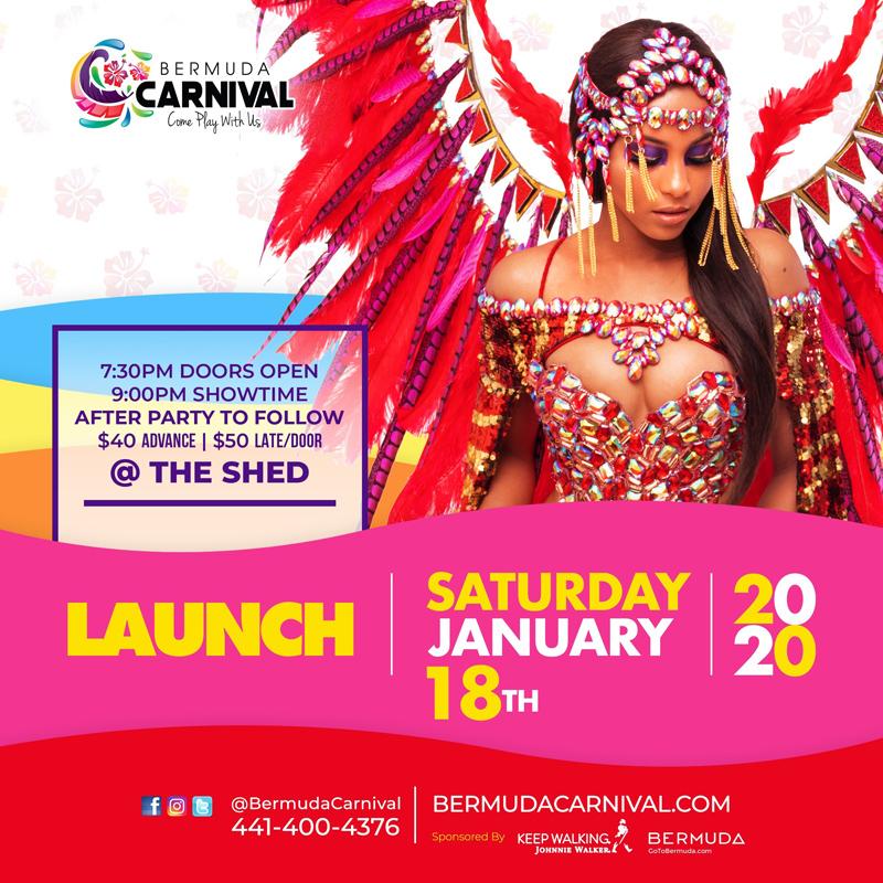 Bermuda Carnival January 2020