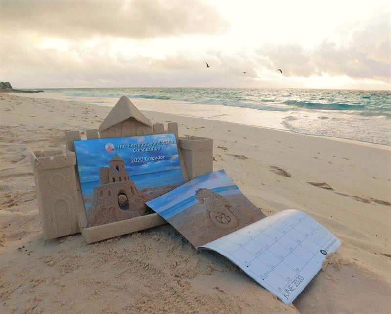 Bermuda Sandcastle Dec 2019