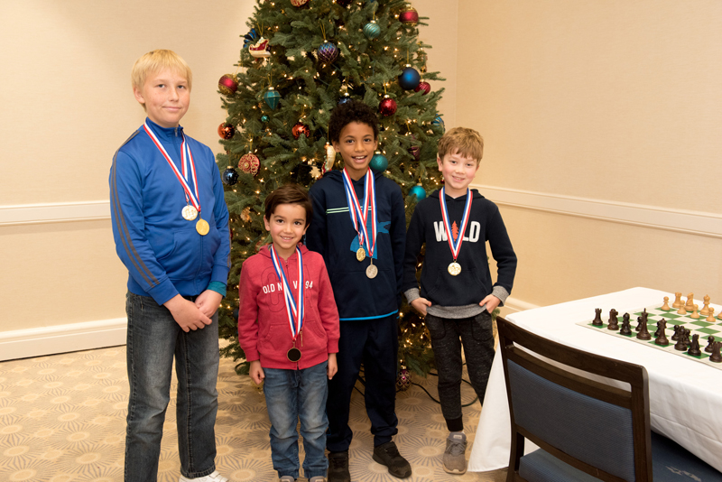 CARIFTA Chess Qualifier Bermuda Dec 2019