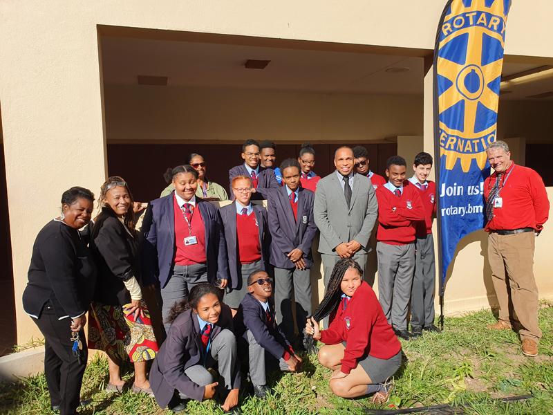 CBA Rotary Interact Club Bermuda Dec 2019